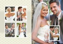 Fotocarte Amintire de la Nunta Noastră, 20x30 cm