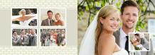 Amintire de la Nunta Noastră fotocarte, 30x20 cm