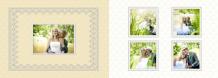 Nunta viselor fotocarte, 30x20 cm