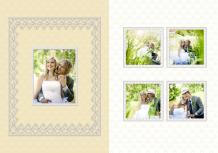 Fotocarte Nunta viselor, 20x30 cm