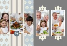 Fotocarte Întâlnire de familie, 20x30 cm