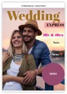 Poster, Revistă despre nuntă, 30x40 cm