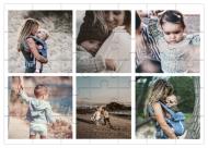 Puzzle, Colaj fotografii, 20 elemente