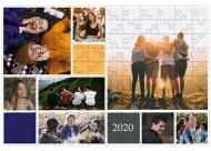 Puzzle, Modern, 60 elemente