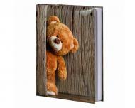 Album foto Ursuleț de lemn - 100 fotografii, 15x17 cm