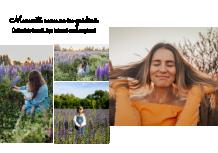 Fotocarte Rezumatul anului în familie, 20x30 cm