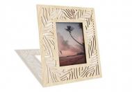 Ramă de lemn pentru fotografie Filodendron, 18x22 cm