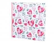 Album foto Hearts 200 de fotografii , 29x29 cm
