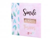Album foto Smile Forever 200 de fotografii , 21x22 cm