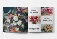 Fotocaiet Catalogul de plante, 20x20 cm