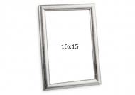 Ramă foto Argintiu șters, 10x15 cm