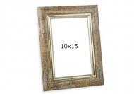 Ramă foto Placată cu argint, 10x15 cm