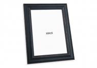 Ramă foto Negru antic, 10x15 cm