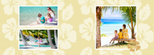Amintiri Însorite fotocarte, 30x20 cm