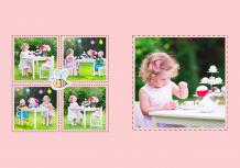 Fotocarte Jocuri pentru copii, 20x30 cm