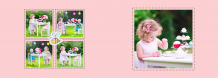 Jocuri pentru copii fotocarte, 30x20 cm