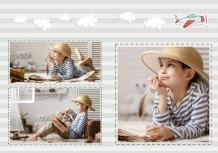 Fotocarte Aventuri copilărești, 20x30 cm