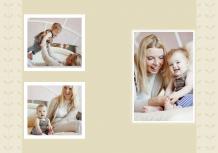 Fotocarte Primii pași, 20x30 cm